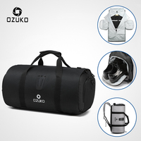 Multifunction Large Capacity Men Travel Bag Waterproof Duffle Bag for Trip Suit Storage Hand Luggage Bags with Shoe Pouch