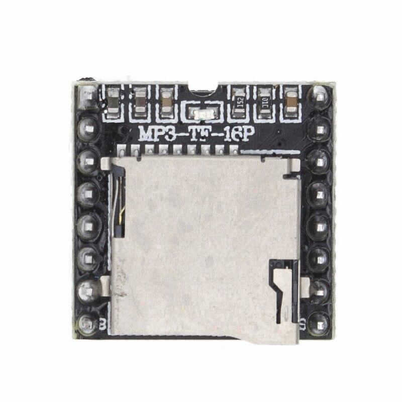 Mini MP3 Player Module TF Card U Disk Mini MP3 Player Audio Voice Module Board