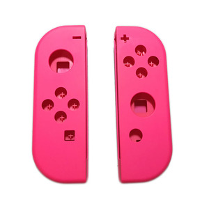 Image 5 - Paars Oranje Voor Nintend Schakelaar Vreugde Con Behuizing Shell Voor Ns Joycon Cover Voor Nx Vreugde Con Controller case