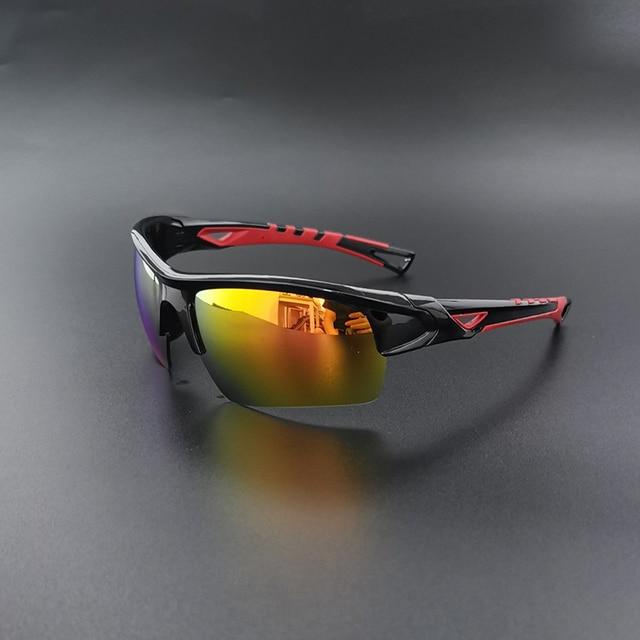 Top quality cycling sunglasses UV400 Men Women mountain bike glasses 2020 Outdoor riding running goggles Sport bicycle eyewear 3