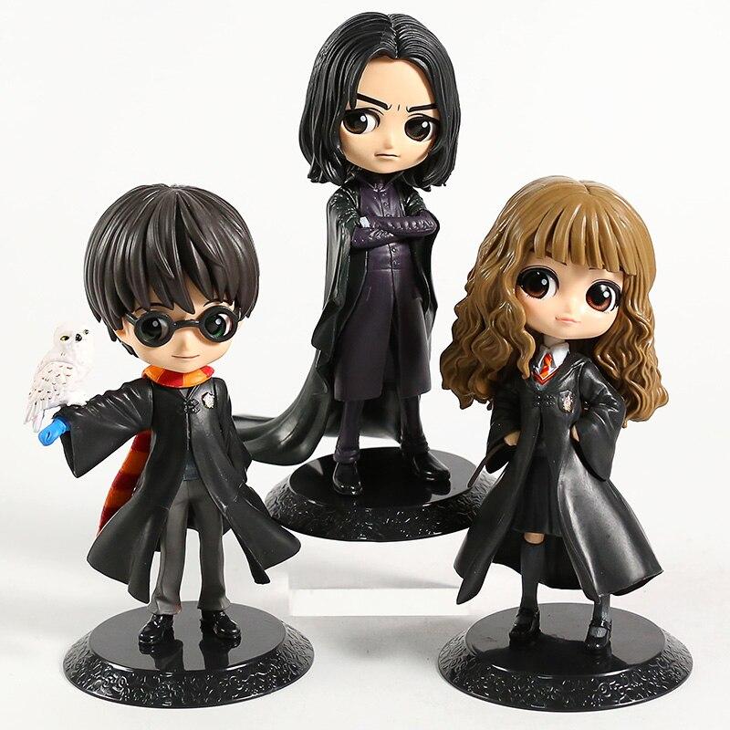 Q Posket Hermione Snape Q Version PVC Figure Collectible Model Toy