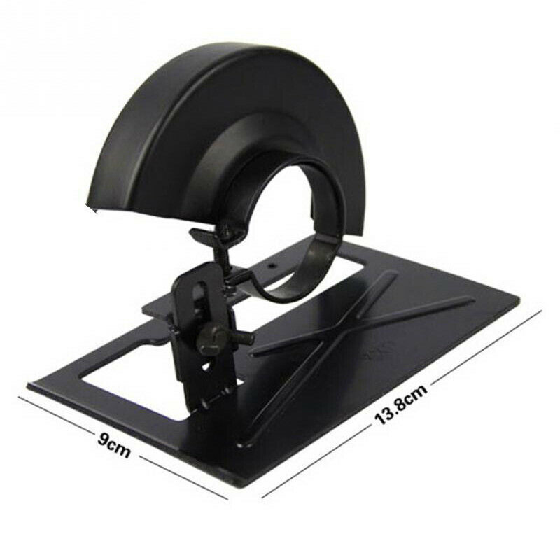 Adjustable Metal Angle Grinder Bracket Stand Holder Balance Base Guard Cover Power Tools Accessory