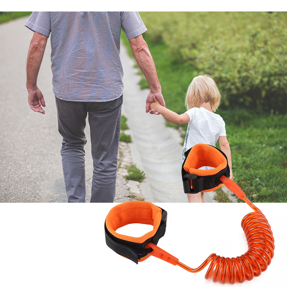 Baby kids anti-lost safety harness outdoor play animals walking leashes belt