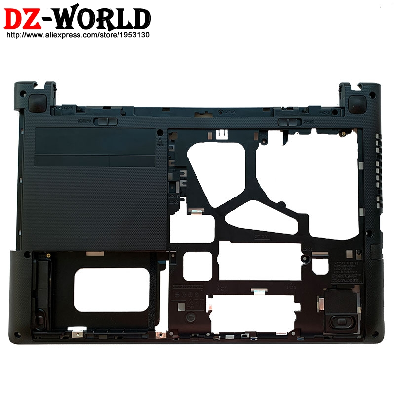 New Shell Base Bottom Cover Lower <font><b>Case</b></font> D Cover for <font><b>Lenovo</b></font> G40 G41 <font><b>Z40</b></font> -30 -35 -45 -70 -75 -80 Laptop 90205107 AP0TG000300 image