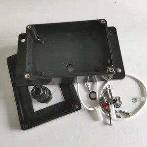 Image 3 - Ant 보호 보드 방수 LCD 디스플레이 스크린 케이스 셸 외부 프레임 케이스 24S 32S BMS 케이스 블랙 외부 상자