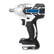 1280W Brushless Electric Hammer Cordless Drill 19800mAH 240-520NM Adjustable Brushless Wrench / Adapter+Mandrel Tool Parts