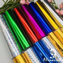 Glimmer рулоны горячей фольги 3 м 1 рулон горячего тиснения фольги бумага Голографическая теплопередача AlinaCutle DIY ремесла