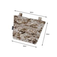 TMC Plate Carrier Modular Abdomen Panel Front Protective Plate Pouch AOR1(SKU051420)