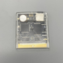 EDGB 사용자 정의 게임 카트리지 중국 버전 게임 보이 리믹스 게임 카드 DMG GB GBC 게임 콘솔 Peogrammer 절전 버전