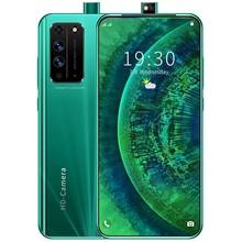 X10 smartphone 8 512 gb 6.6 Polegada android fullscreen novo mediatek face id câmera dupla inteligente celular telefone celular telefone celular celular