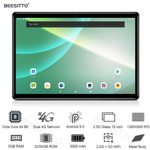 2020 Global Version 10 inch tablet 3+64GB Memory 4G LTE Type