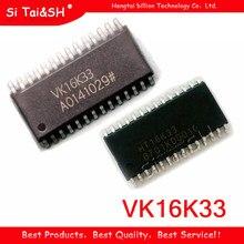 5 pièces HT16K33 = VK16K33 SOP28 16K33 SOP SMD