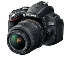 Nikon D5100-cámara Dslr con lente de 18-55mm