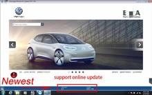 Per V/W AU//DI SE//AT ero//DA, supporto auto 2020 E T/ K 8 .2 V gruppo veicoli catalogo componenti elettronici fino a 2020 anni