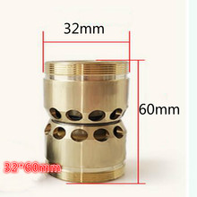 цена на Pure copper feed wire parts cnc wire cutting machine parts wirecut clamp 32*60mm wire pulley bearing assembly Waterproof roller