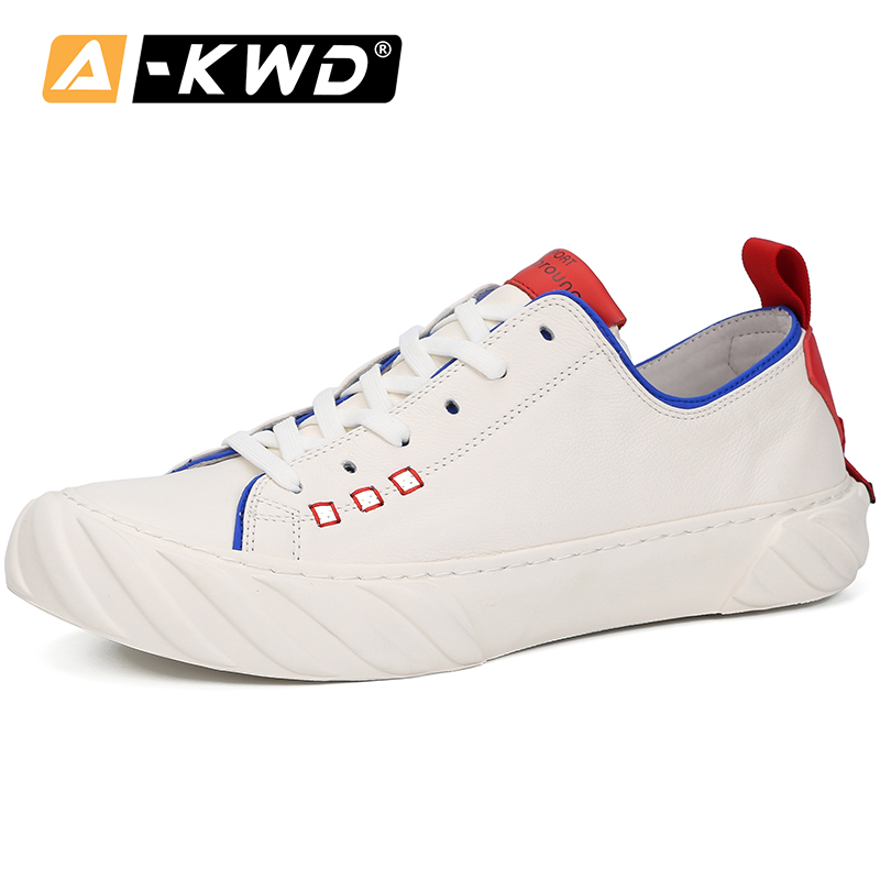 Casual Black White Sneakers Mens Low Help Guiseppe Zanotti Fashion Man Shoes Leather Genuine 2019 Autumn Korean Trend Trainers