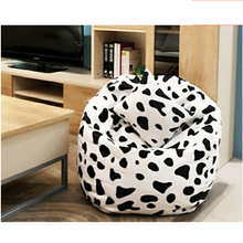 Bean-Bag-Chair Bed Lazy-Sofa Futon Recliner Adults Children with Filling-Multi-Function