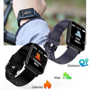 Image 5 - Bluetooth 4.0 Smart Watch Men Waterproof IP68 Smartwatch Women Blood Pressure Activity Tracker Watch Smart Sport For Android Ios