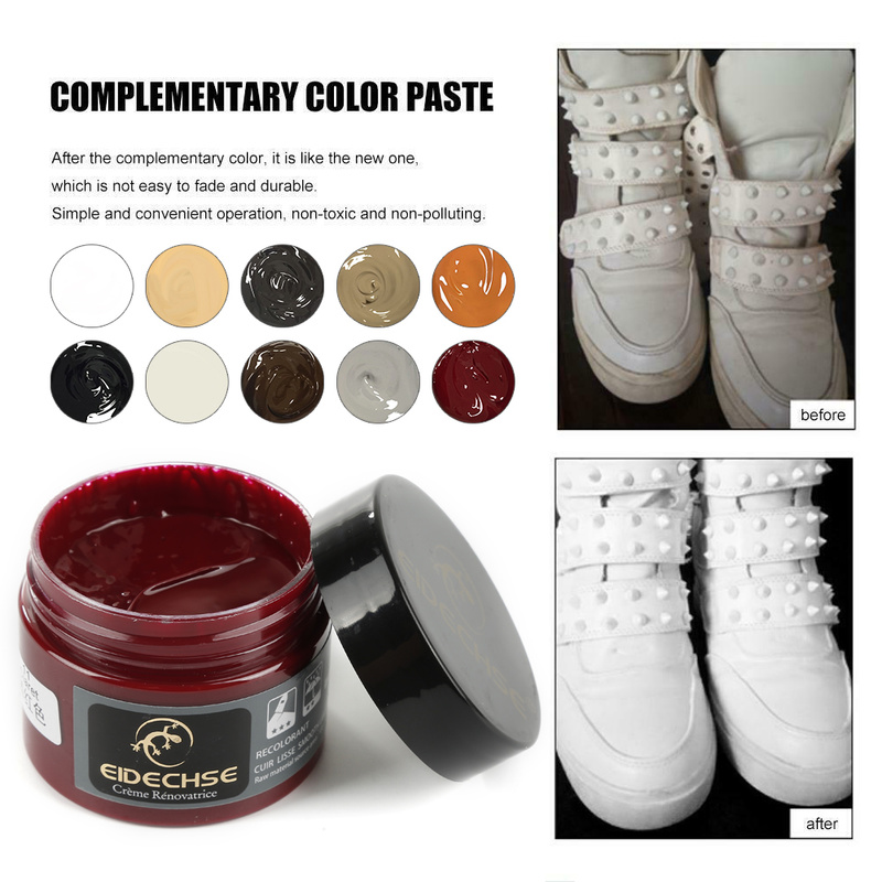 Repair-Kit Sofa Paint Car-Seat Leather Coating Hole-Scratch Clean Auto Vinyl for Waxing