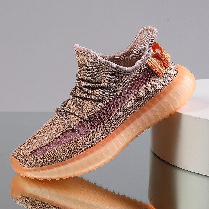 Pring nouveaux hommes chaussures espadrilles décontractées hommes chaussures de course résistant à l'usure confortable et respirant maille chaussures professionnelles