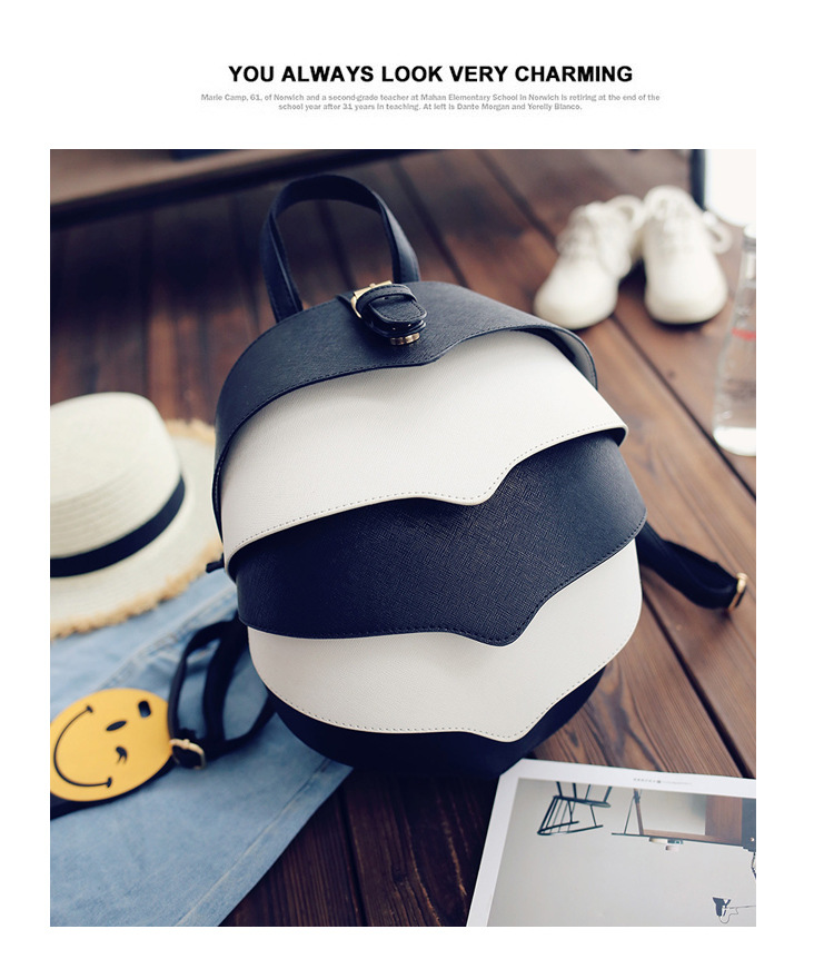 The Beetle Creative Women Backpack