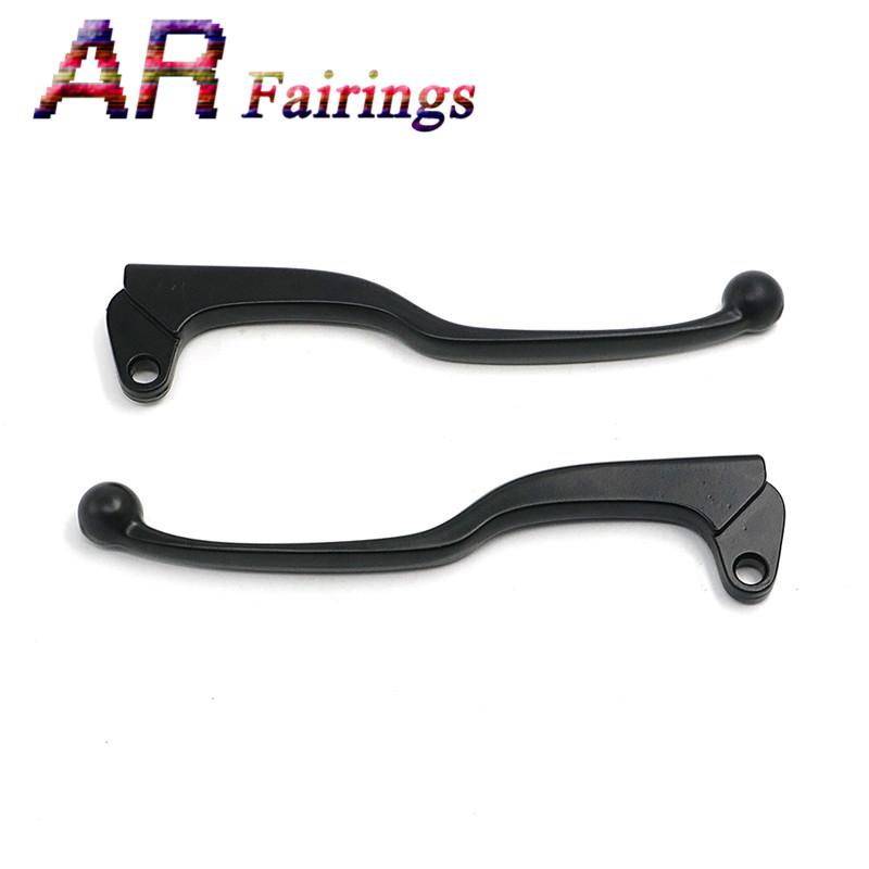 1 Pair Front Brake Lever For <font><b>Yamaha</b></font> TTR125 <font><b>TTR</b></font> <font><b>125</b></font> 125E TTR125E TW 200 TW200 image