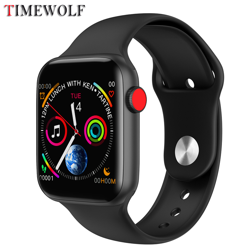 Timewolf Smart Watch Answer Call Bluetooth Message Smartwatch 300mAh Battery Blood Pressure Smart Watch for Android Phone IOS