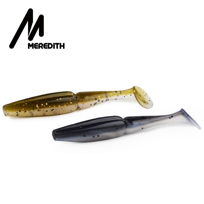 MEREDITH рыболовная приманка Crazy Shiner Shad 70 мм 90 мм 110 мм 130 мм Pesca рыболовные мягкие приманки силиконовые приманки воблеры Leurre soule Наживки      АлиЭкспресс