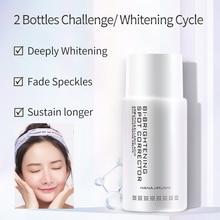 HANAJIRUSHI Pigmentation Removal Cream Pigmentation Spot Corrector Skin Whitening Brightening Serum Freckle Removal Essence 50ml недорого