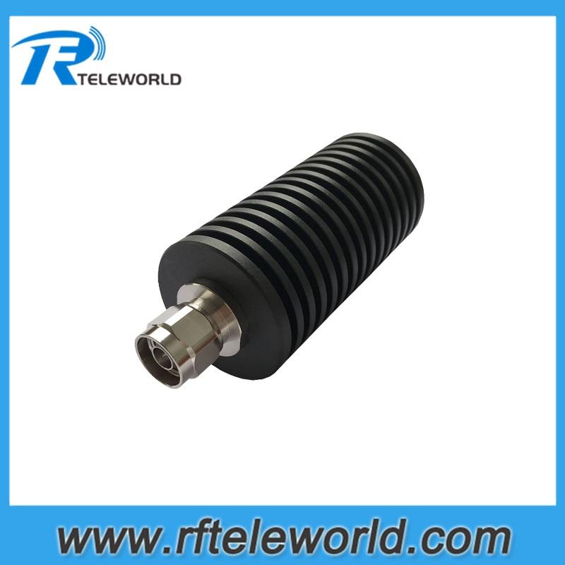 50ohm 3GHz 4GHz 6GHz N male to female 3dB,5dB,6dB,10dB.15dB.20dB.30dB,40dB,50dB 100W coaxial attenuator