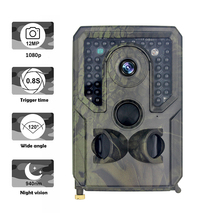 Infrared Camera Hunting-Trail-Cameras Night-Vision PR400 1080P 12MP Newest