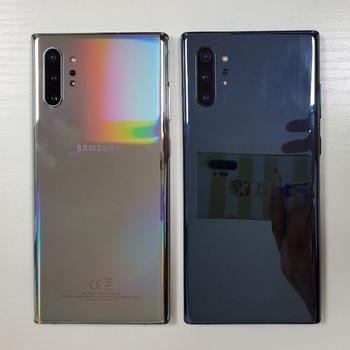 "Original Samsung Galaxy Note10+ N975U1【98% New】Note10 Plus 6.8"" 256GB ROM 12GB RAM NFC Snapdragon 855 4G LTE Cell Phone 2"