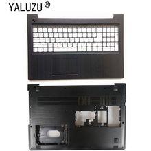 Yaluzu novo para lenovo ideapad 510 15 510 15isk 510 15ikb 310 15 310 15isk 310 15abr inferior portátil capa inferior ap10t000c00