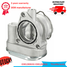 New Throttle Body Assy 038128063F 038128063G  038128063L For Audi Skoda VW Seat 1.9 2.0  038128063 G L F M P Q throttle body 036133062b 036133062n 036133062k fit audi a2 seat skoda vw top quality
