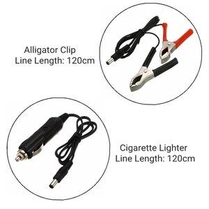 Image 4 - 20W 12V double panneau solaire USB avec chargeur de voiture + contrôleur de chargeur solaire USB 10/20/30/40/50A pour Camping en plein air lumière LED