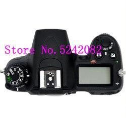 Oryginalny nowy LCD pokrywa górna/głowy Flash osłona na Nikona D7000 części naprawa aparatu cyfrowego|Części obiektywu|   -