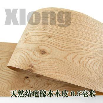 L:3Meters Width:200mm Thickness:0.5mm Natural Stuttering Oak Bark Solid Oak Bark Vintage Stuttering Bark фото
