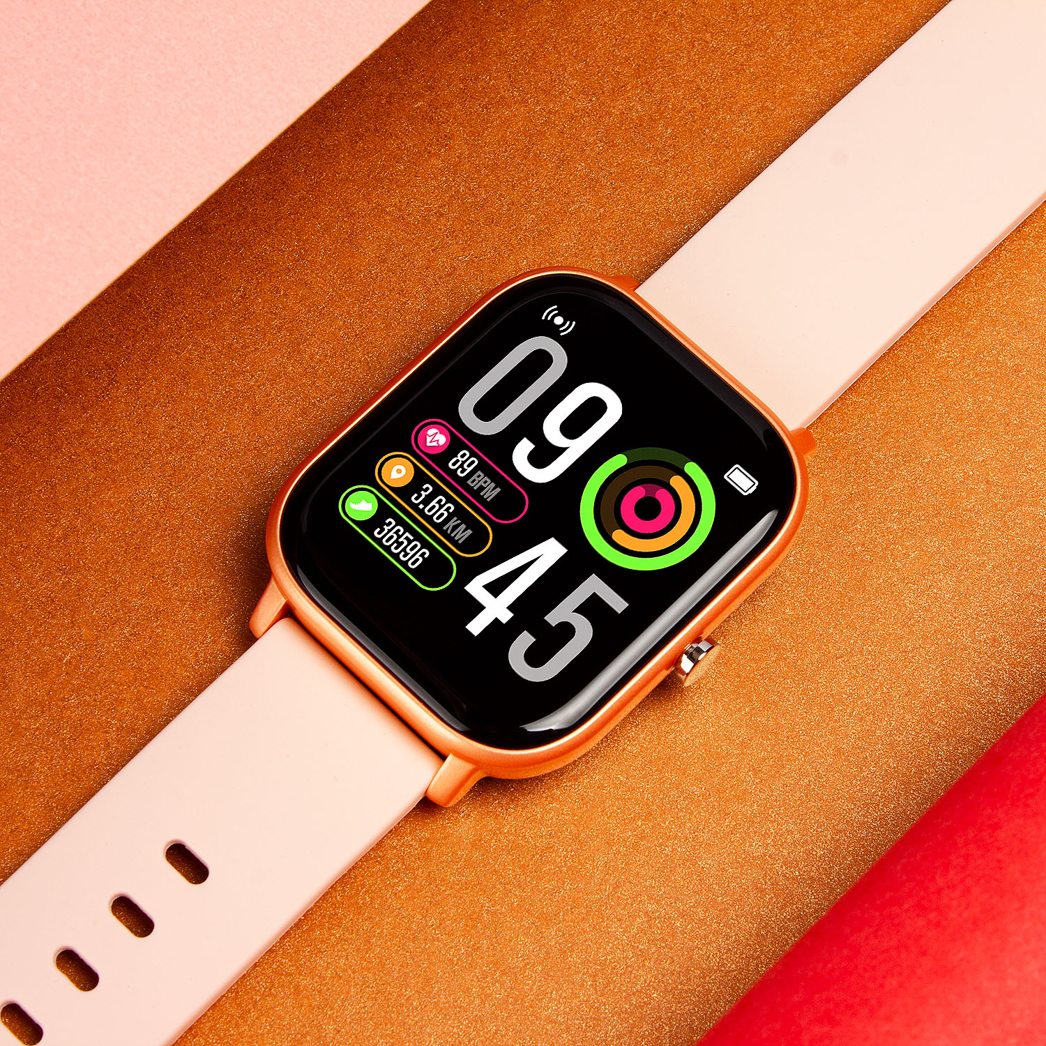 COLMI P8 Pro Smart Watch with Heart Rate Monitor 16