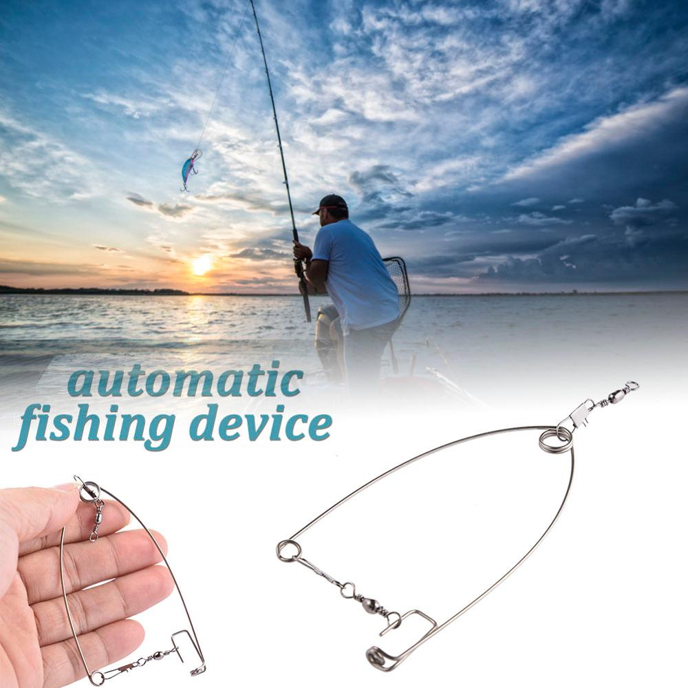 Fishing Hook Automatic Fishing Device Fishing Accessories Lazy Person Universal Full Speed All The Water Suitable For All Kinds