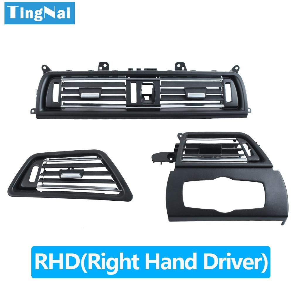 RHD правая рука водителя спереди Кондиционер AC вентиляционная решетка на выходе для BMW серий 6 F06 F12 630 635 640 645 650 2011-2018