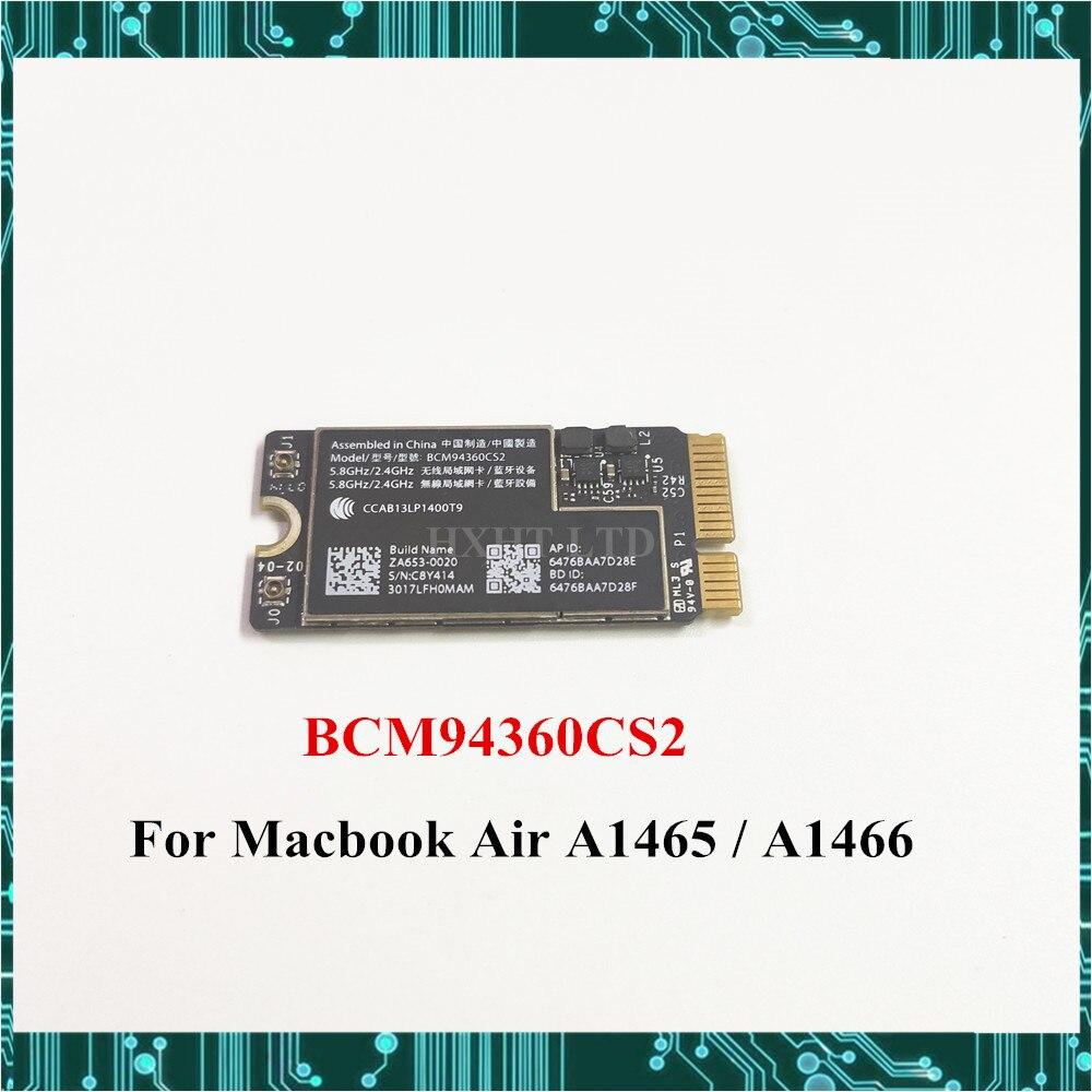 """original Bcm94360cs2 Bcm94360cs2ax Bcm4360 Bluetooth Wireless Wifi Card Module For Macbook Air 11 """" A1465 13 """" A1466 802.11ac(China)"""