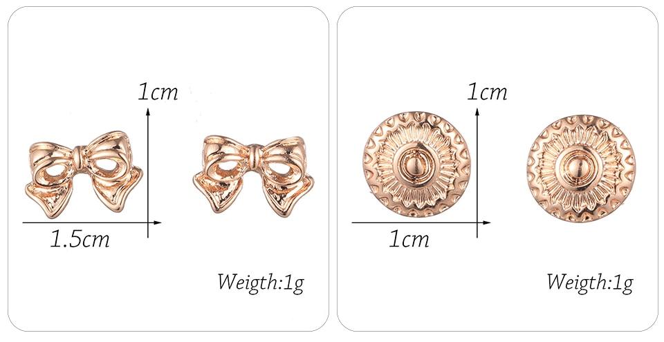 Bohemia Silver Earrings Set Vintage Ethnic Long Round Leaf Tassel Wedding Water Drop Earrings for Women Girls Statement Jewelry (1-1) (6)