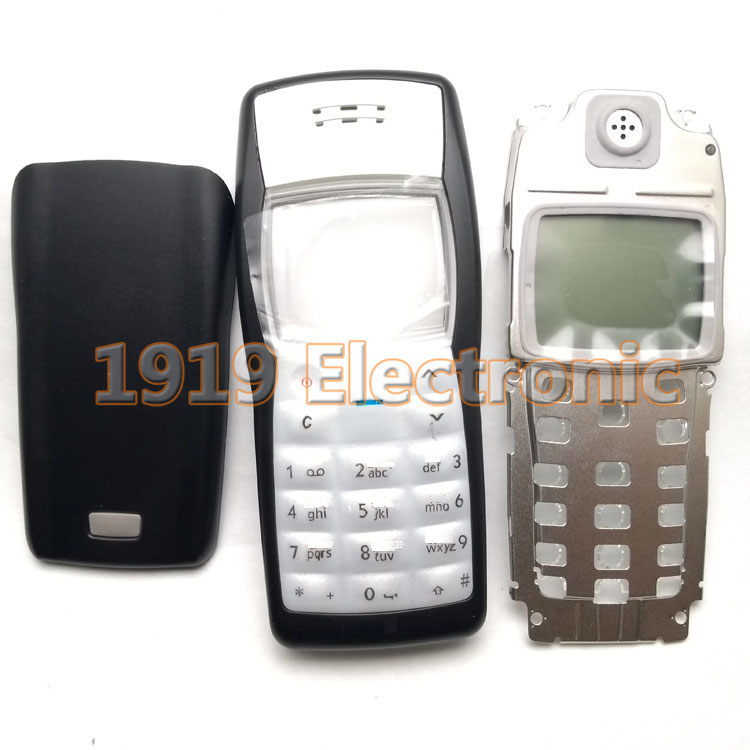 Case 1100--Tool Nokia Housing-Cover Mobile-Phone New with English-Keypad Lcd-Display