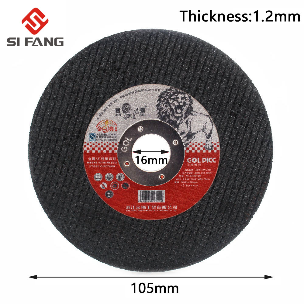 5-50Pcs 75mm/115mm/125mm Metal Resin Cutting Discs  Grinding Discs Wheel Flap Sanding Discs Angle Grinder Wheel