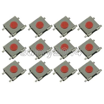 100pcs 6*6*2.5mm Tactile Push Button Switch Tact Switch Micro Switch 4-Pin SMD image