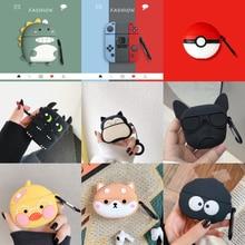 3D Cute Cartoon dinosaur Headphone Cases For Huawe