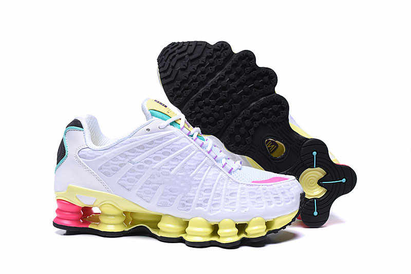 good looking many fashionable great prices New Arrival SHOX TL Women's Shoes Sneakers Black White Shoes ...