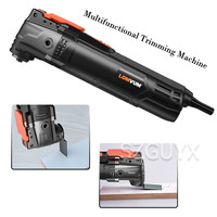 Multifunctionele Saw/Cut/Schop/Grind/Polish Tool Elektrische Hout Nail Pvc Snijmachine Trimmen Machine
