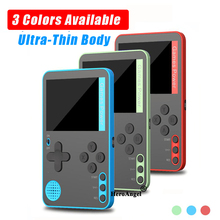 Handheld Game Console Ultra-Thin Game Console Portable Retro Video Game Console with Built-in 500 Classic Games