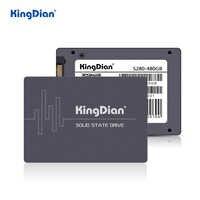KingDian SSD 128gb 256gb 512gb 1tb SSD SATA SATAIII Festplatte HDD 2,5 SSD 120gb 240 gb 480gb 60gb Interne Solid State Drives